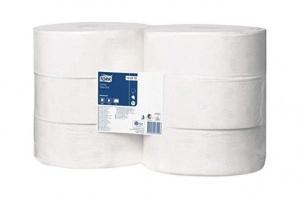Bild von Tork Jumbo Toilettenpapier 2-lagig (6 große Rollen)
