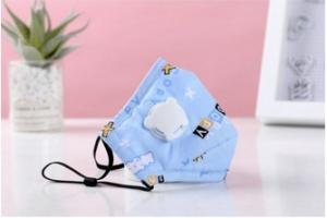 Bild von Kinder Atemschutzmaske Premium mit HEPA N99 Filter